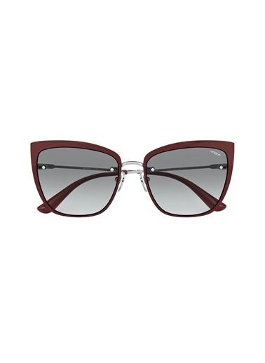 Vogue Güneş Gözlüğü Kırmızı